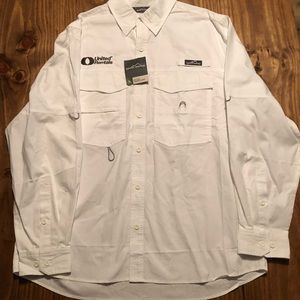 New Eddie Bauer Fishing Shirt